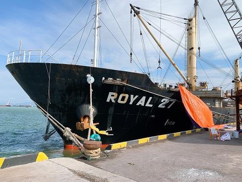 Tàu Nhập SA